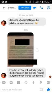 Brunner Nachricht